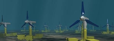 MeyGen tidal project