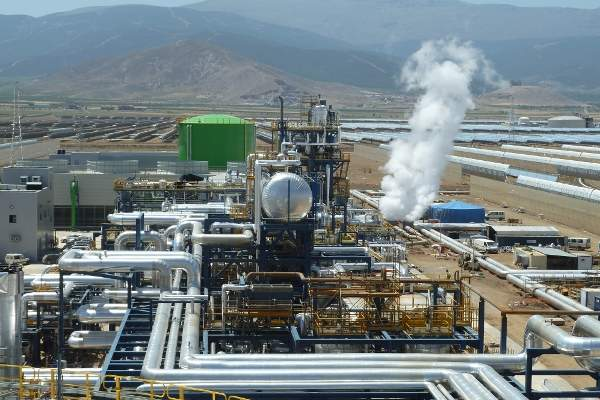 Andasol 3 power plant has been successfully tested and solar generated steam production has been made during the test period.