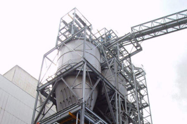 The plant features a circulating fluidised bed (CFB) boiler designed by Foster Wheeler. Image: courtesy of Alstom.