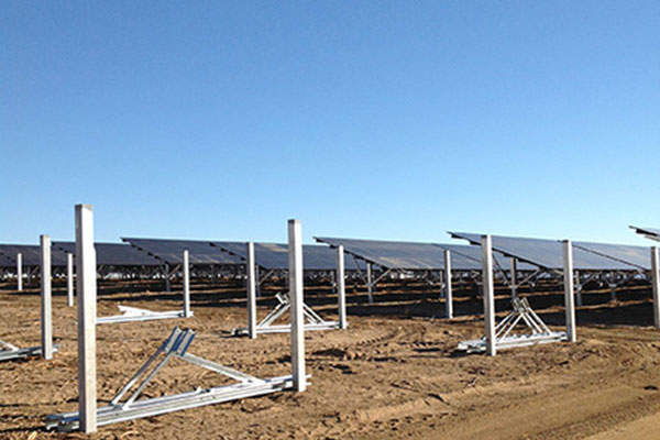 CIGS panels account for about 82MW of Catalina solar project's installed capacity.