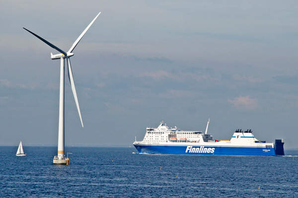 Lillgrund offshore wind farm is equipped with 48 Siemens 2.3-93 turbines and generates approximately 300GWh of electricity per annum.