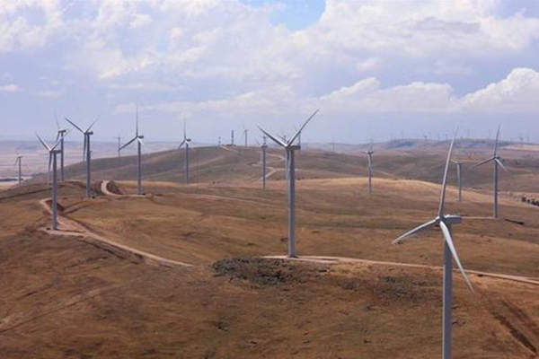 The Snowtown Wind Farm began full operations in July 2015. Image courtesy of NordNordWest.