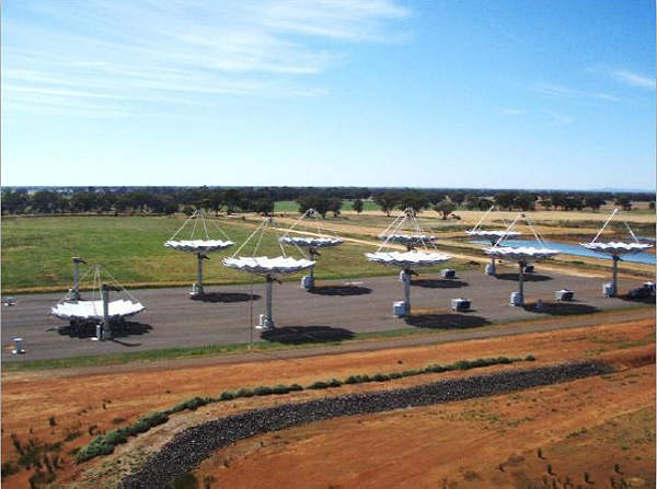 The two megawatt Mildura demonstration plant will power about 700 homes. Image courtesy of Silex Systems.