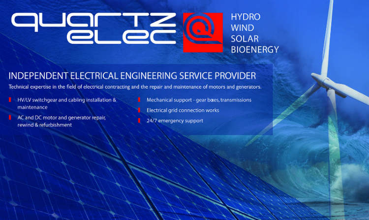 Electrical Engineering Services for Power Industries