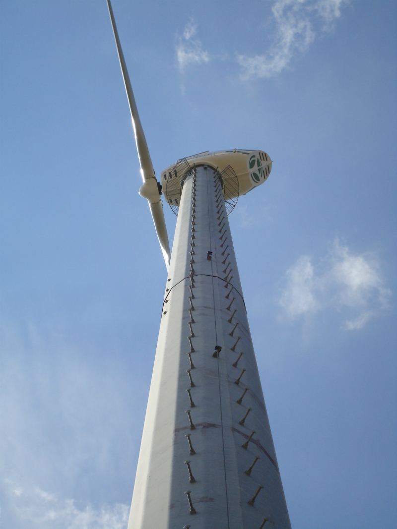 engineering and supply solutions for wind energy projects