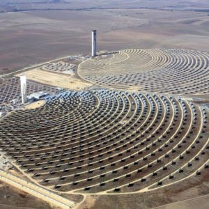 Concentrated solar power, 2024