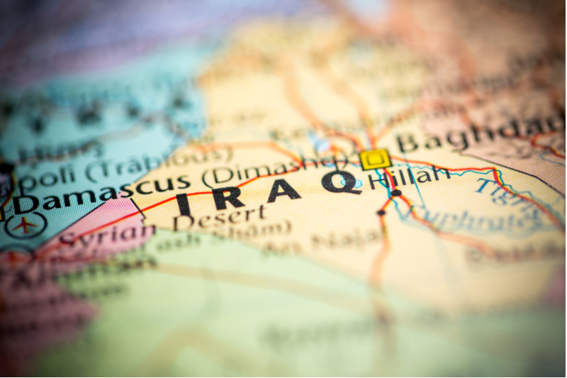 Iraq solar energy