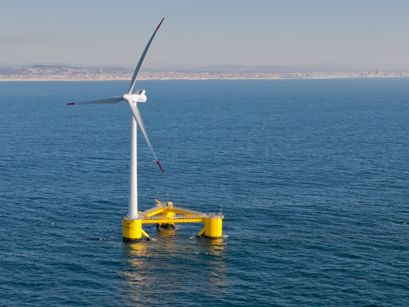 Floating offshore wind 2019