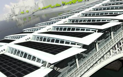 Blackfriars solar