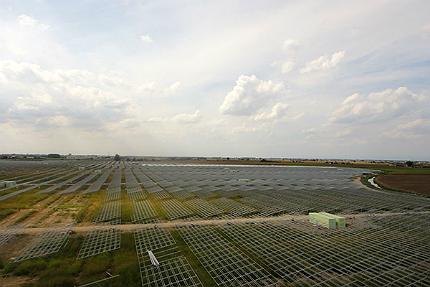 SunEdison Photovoltaic (PV) Power Plant