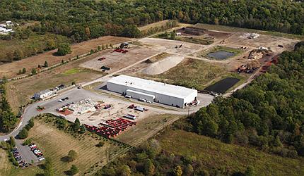 TBE biomass plant