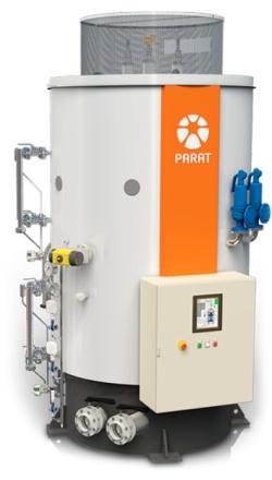 Parat electrode boiler