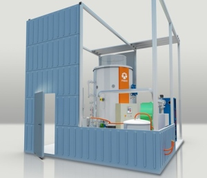 Parat's IEH electrode boiler