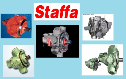 Staffa radial piston motors