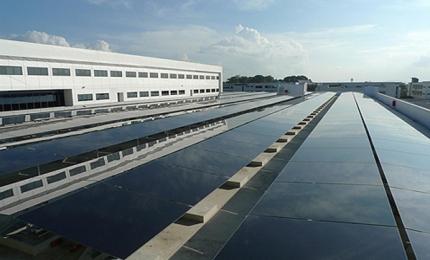 Phoenix Solar Photovoltaic Power Plant
