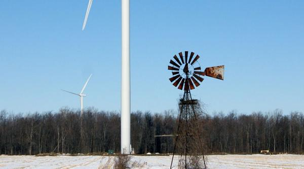 south kent wind farm, ontario
