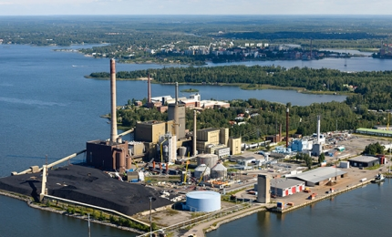 Vaasa power plant