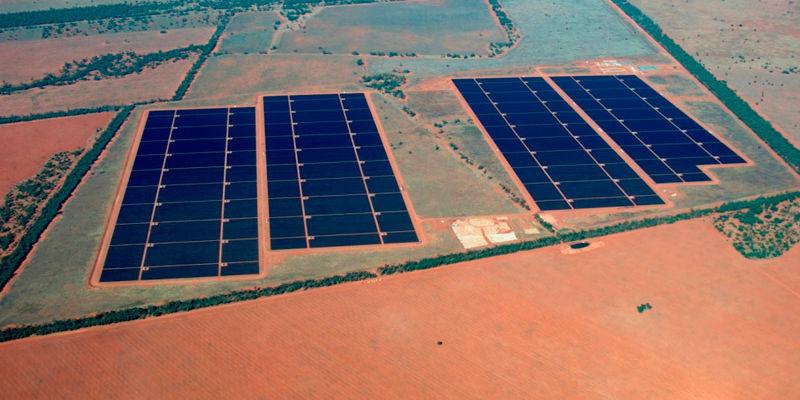 Nyngan Solar project