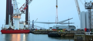 Teeside offshore wind farm